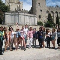 Avignon : Der Papstpalast