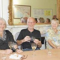 Weinprobe Muscat