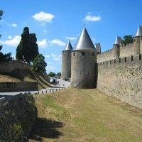 Exkursion nach Carcassonne