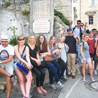 Exkursion in die Provence