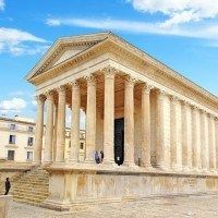 Maison Carrée in Nîmes