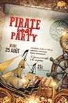 ILA Pirate Boat Party