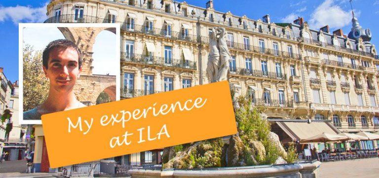 Apprendre le français: immersion linguistique à Montpellier, de Daniel (Espagne)