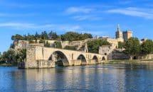 Ausflug nach Avignon