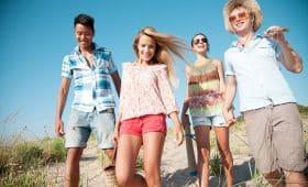 Sommerkurs Französisch Standard «PLUS» in Frankreich