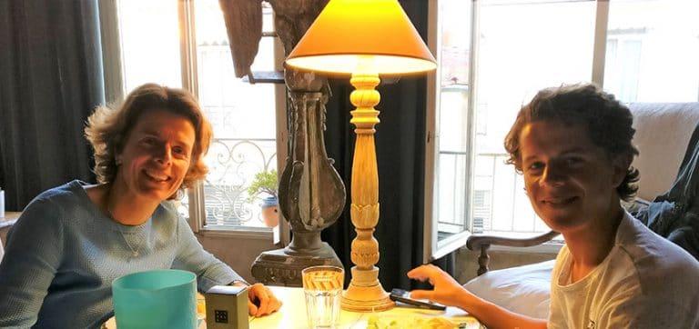 Wie verhalte ich mich in einer französischen Gastfamilie?