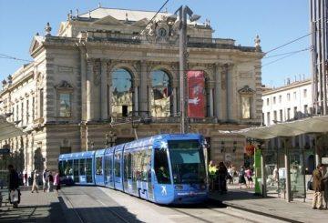 Montpellier theatre