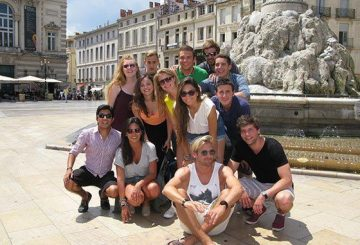 Guided tours of Montpellier