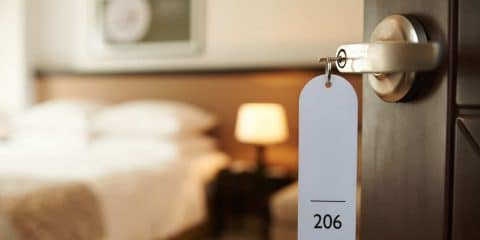 Aparthotel accommodation during French language stays in France