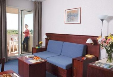 Exemple d'appartement hotel