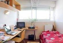 Example of room at University campus