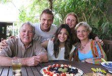Eine unserer Gastfamilien
