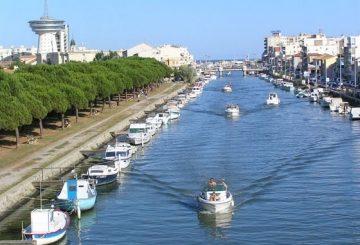 Palavas les Flots : la plage de Montpellier