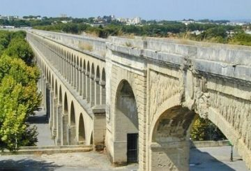 L'Aqueduc romain de Montpellier