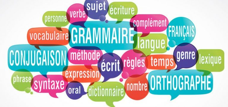 Erreurs classiques de grammaire française