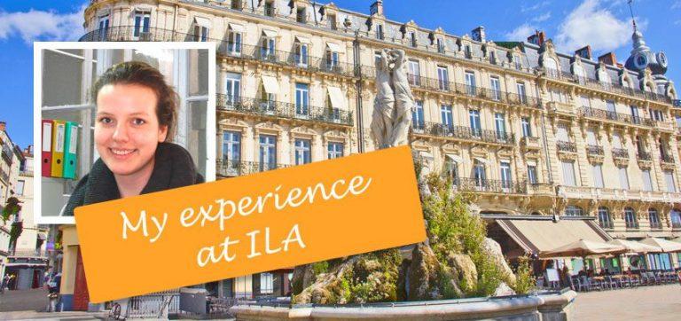 Mon séjour à ILA - Montpellier