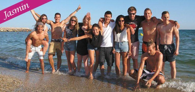 Jasmin's Erfahrungsbericht: Sommer, Sonne, Strand und Meer