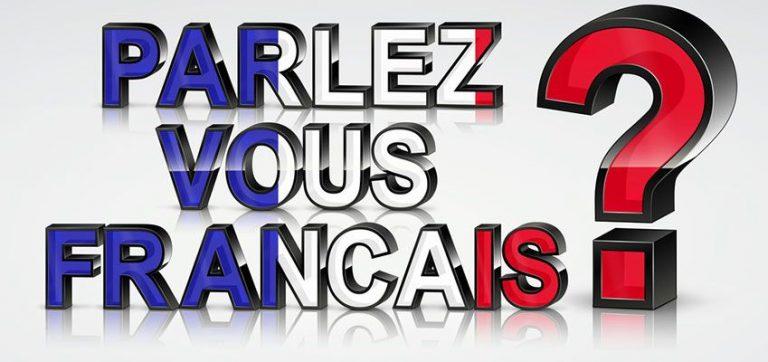 Vous être trop timide pour parler français ?