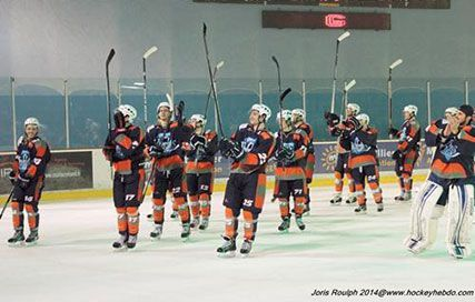 Montpellier Vipers Ice Hockey Team