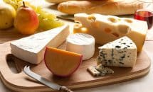 French cheese tasting and history class