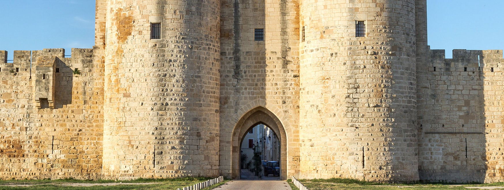 Excursion to Aigues-Mortes in the Camargue