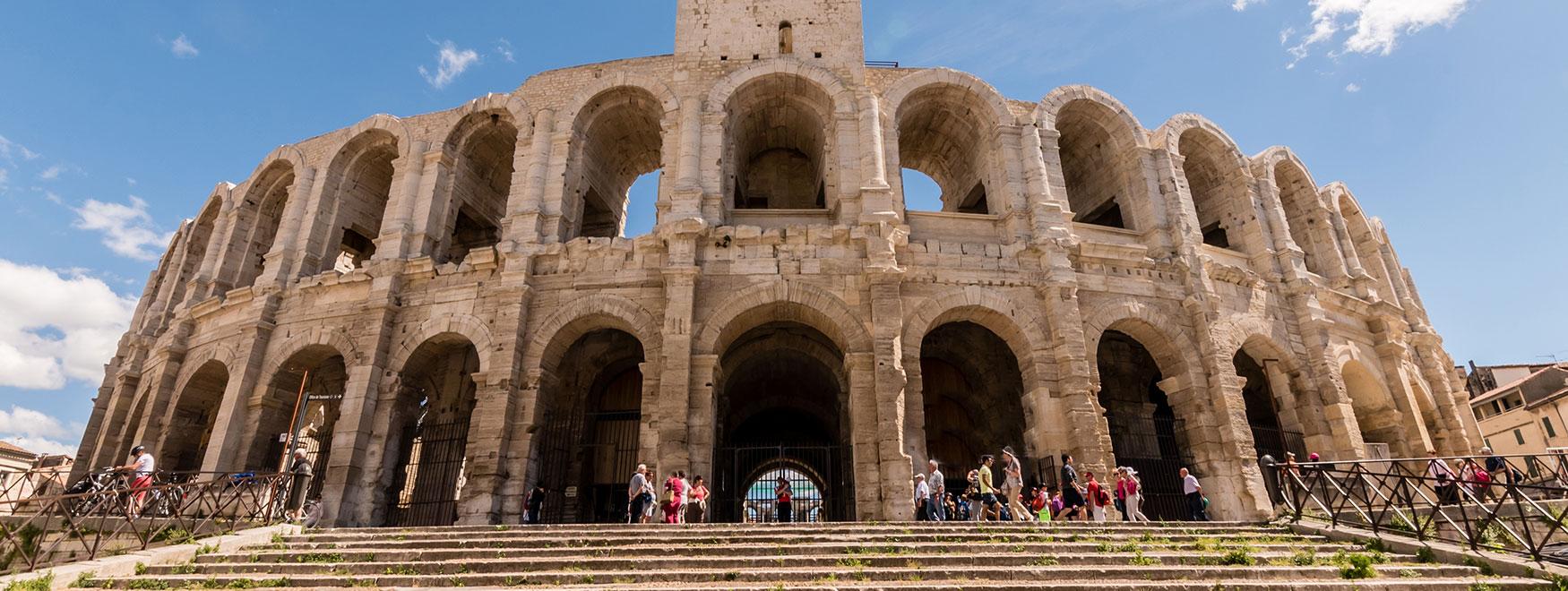 Ausflug nach Arles