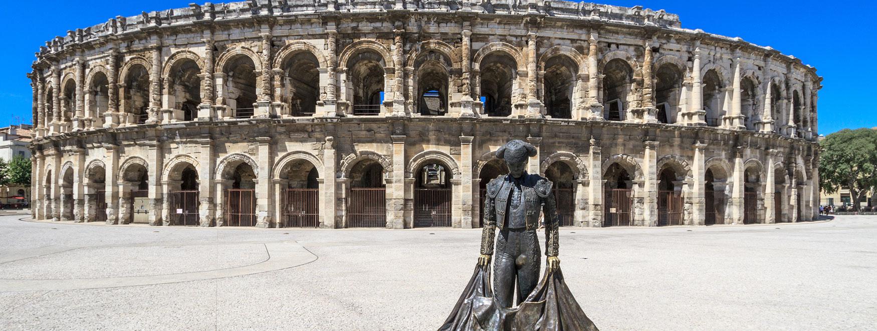 Excursión a Nîmes