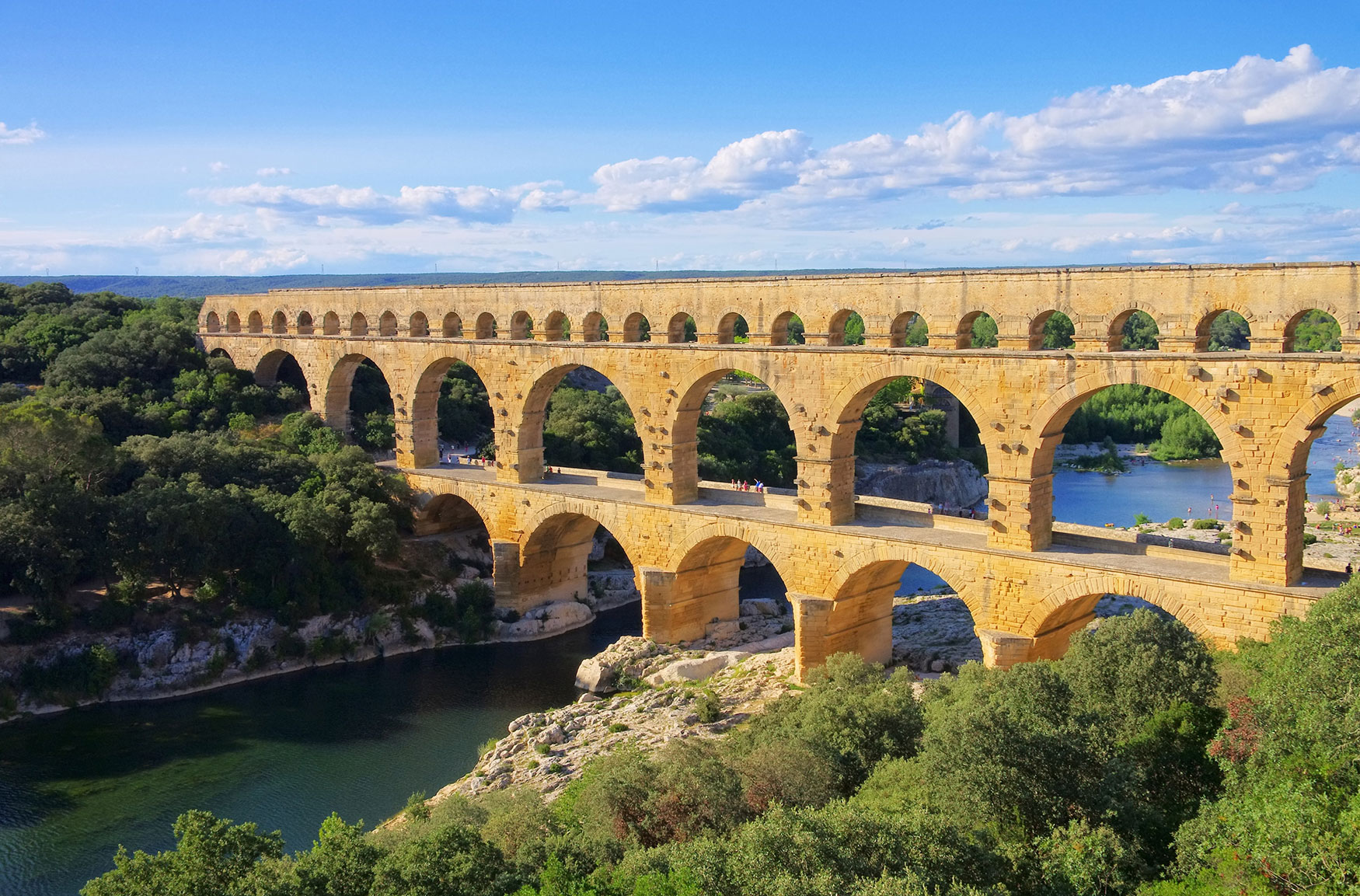 Image result for pont du gard