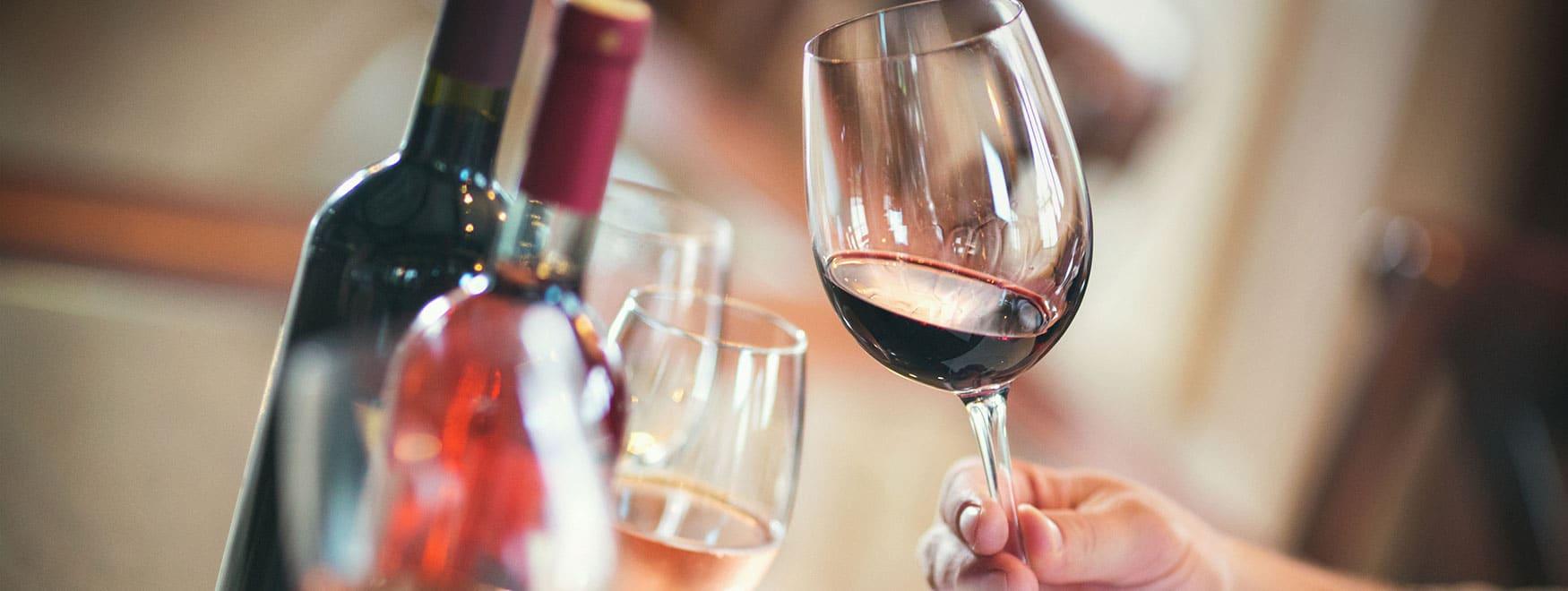 Weinkurs: Entdecken und Verkosten Sie tolle französische Weine