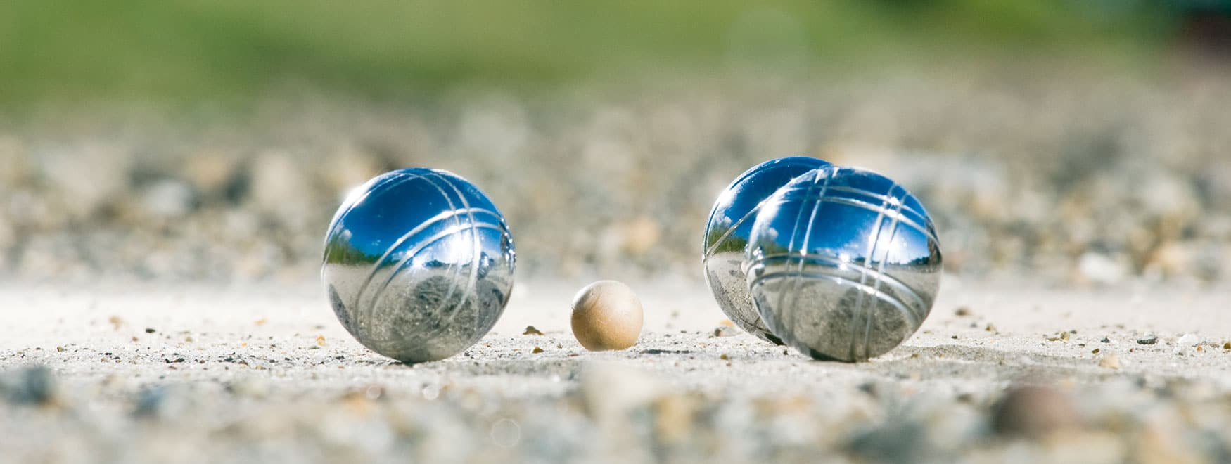 Pétanque (French bowling)