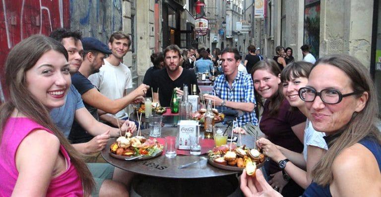 Dónde conocer gente nueva durante su estancia lingüística en Montpellier
