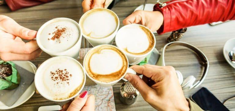 Un autre charmant Café à visiter pendant que vos Cours de Français en France