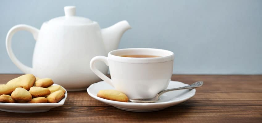 Any Time is Tea Time! - But It is Even Better After Your French Intensive Course In France