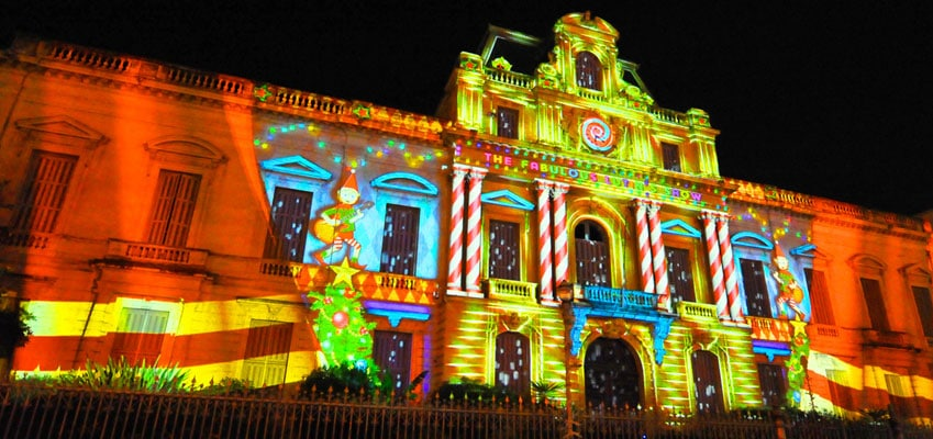 Enjoying the Lumiere Festival During My French Language Stay