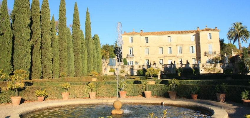 The Fantastic Excursions with ILA French School - Château de Flaugergues