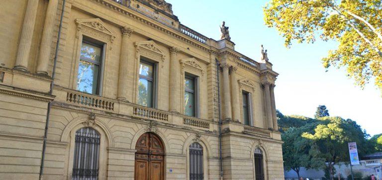 El Museé Fabre en Montpellier