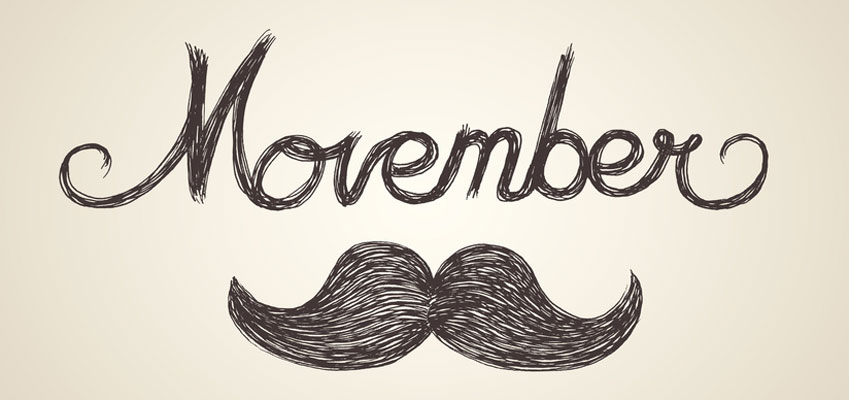 Movember Celebrations During My French Immersion Course in France