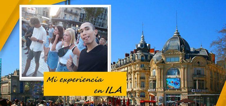 Un latino en Montpellier, toda una Aventura