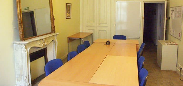 Die Namen der Klassenräume und ihre Bedeutung