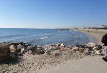 Der Strand bei Montpellier