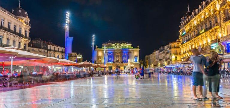 Montpellier : Una Ciudad Joven