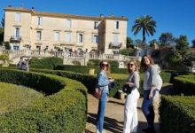 Besök Chateau de Flaugergues