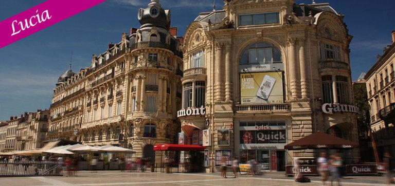 Der Alltag in Montpellier