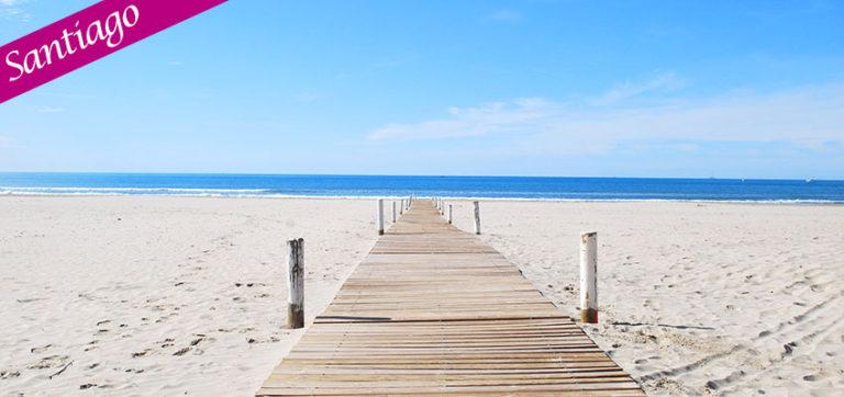 La Playa en el Sur de Francia