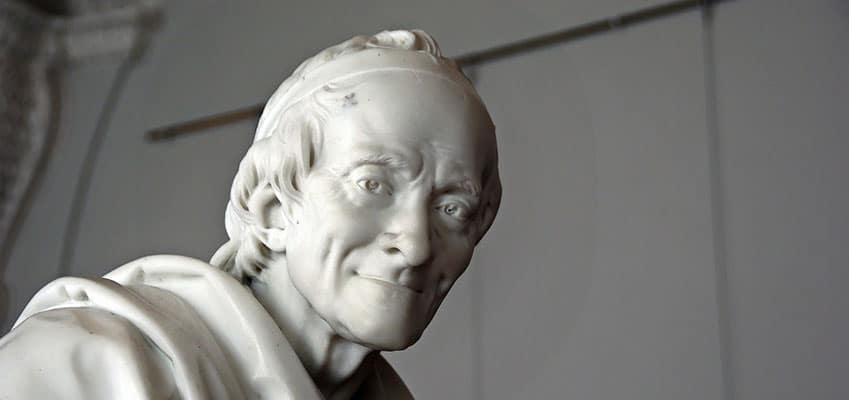 Important Historical Figures In French Culture - Voltaire