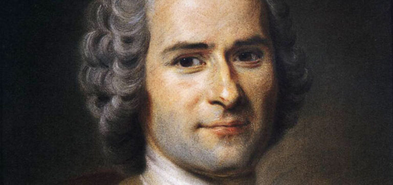 Important Historical Figures In French Culture - Jean-Jacques Rousseau