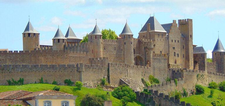 Excursión a Carcassonne con ILA